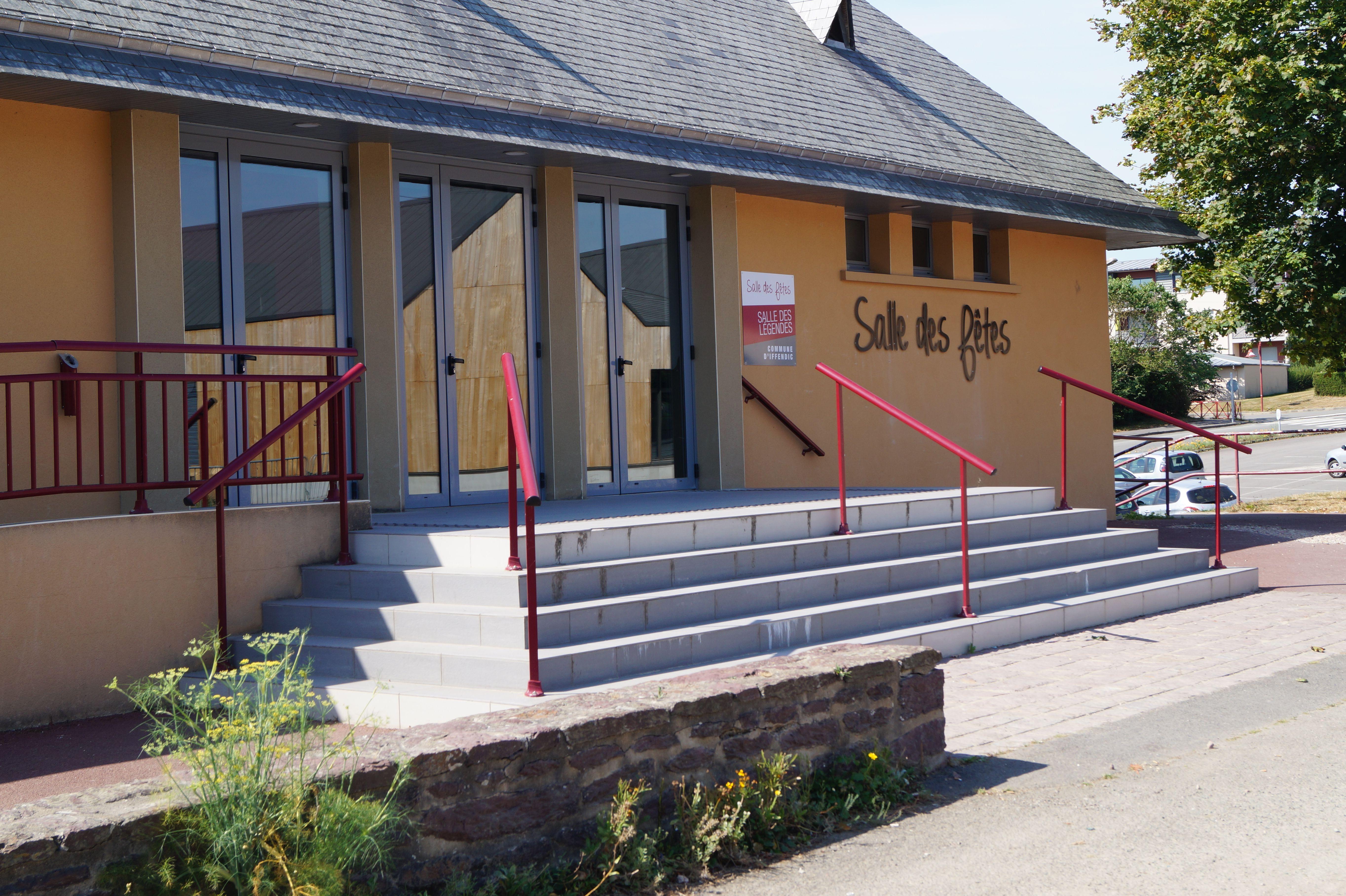 Reserver La Salle Des Fetes